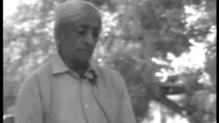 Krishnamurti -  Ojai (1979) - Public Discussion 4