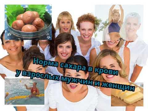 Норма сахара в крови у взрослых мужчин и женщин | мужчина | женщина | диабет | сахар | норма | кровь | крови | еда | в