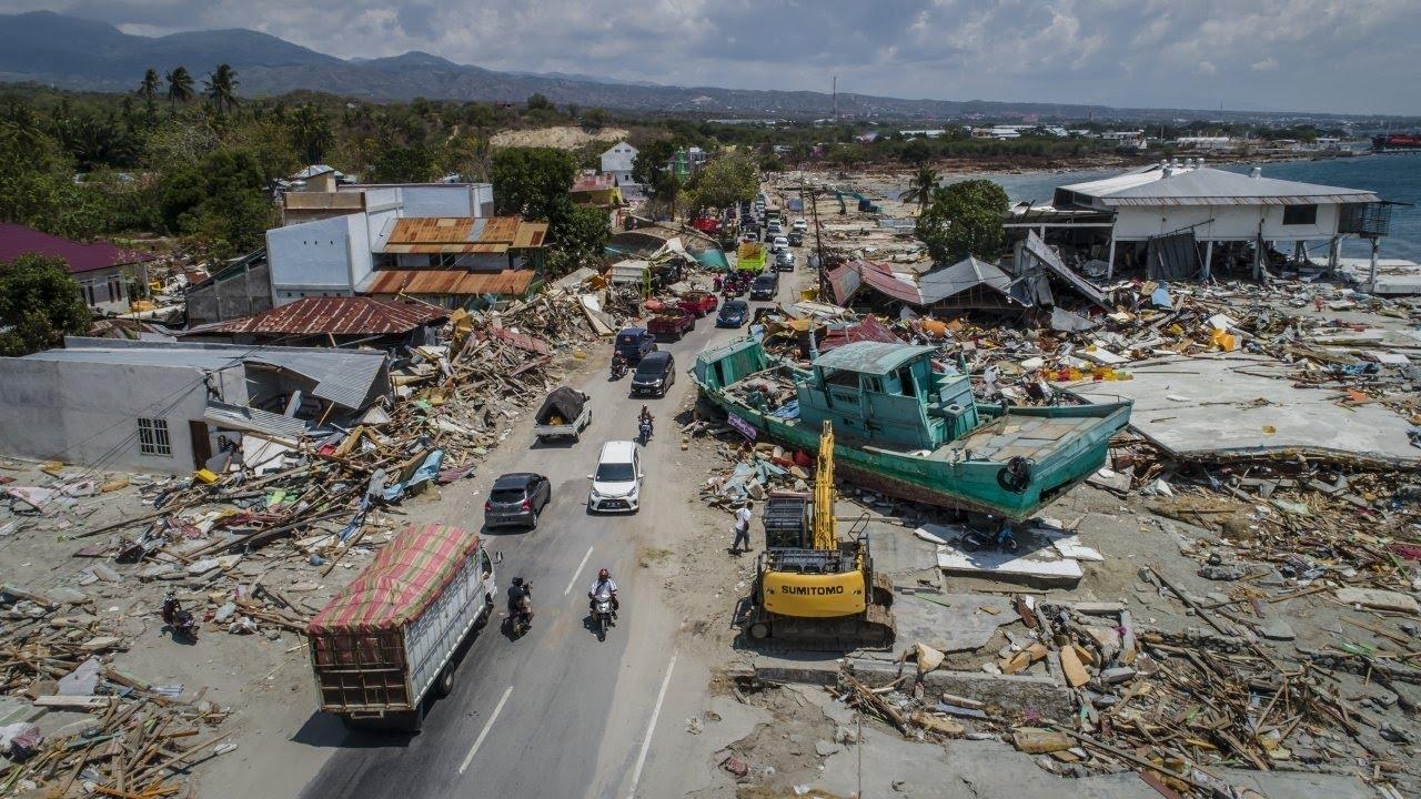 Indonesia earthquake, tsunami death toll rises