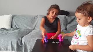 Ece, Ada ve oyunları, eğlenceli çocuk videosu