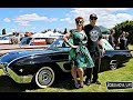 Rose City Round Up: Classic Car Show 2019 Portland Oregon Pin Ups Rockabilly Bands and More