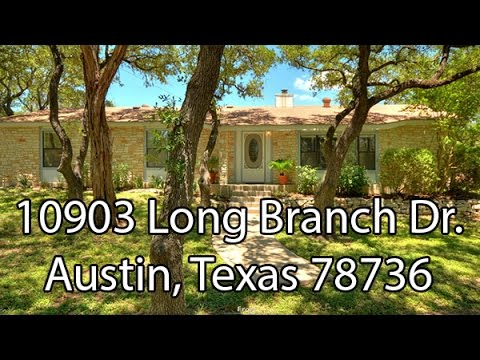 10903 Long Branch Dr.  Austin, Texas 78736