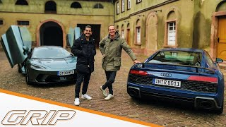 Showdown der Supersportler I  GRIP