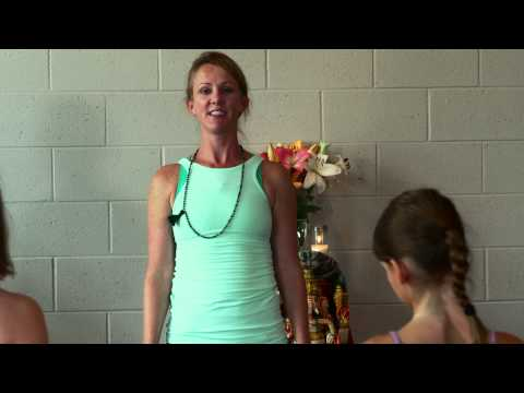 Kids Yoga: Sun Salutations