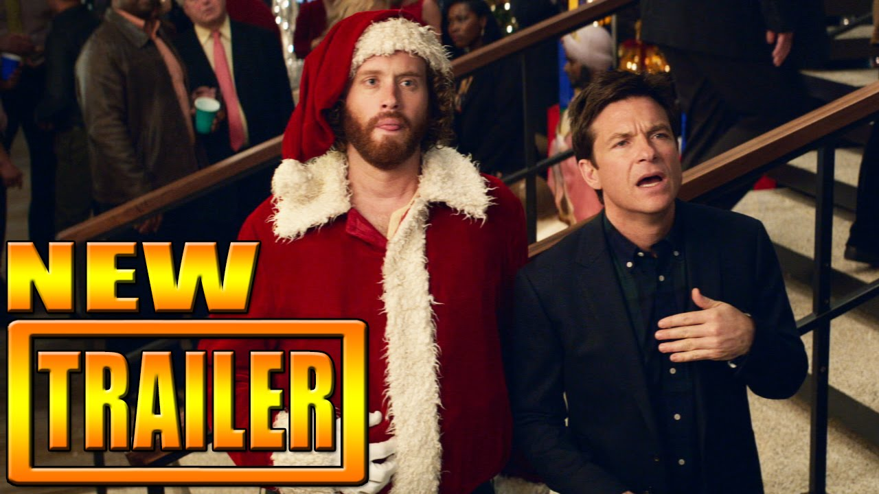 Office Christmas Party Trailer - YouTube