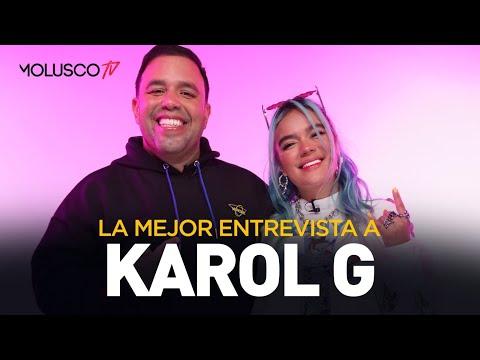 LA MEJOR ENTREVISTA QUE VERÁS DE KAROL G (Confesiones Reveladoras)