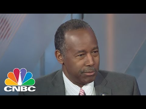 Ben Carson: Home-Ownership Remains The Principal Way To Build Wealth | CNBC