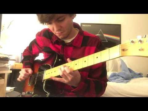 emo / math rock guitar