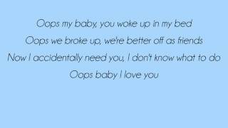 Little Mix Oops Feat. Charlie Puth (Lyrics)