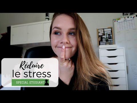 REDUIRE le STRESS - Special ETUDIANT: révisions/examens 🤓😬