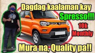 Suzuki Spresso Benefits and Advantages Specification