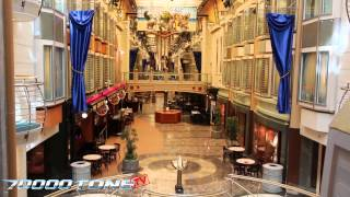 70000TONS.TV: Liberty Of The Seas Pre-Cruise Tour