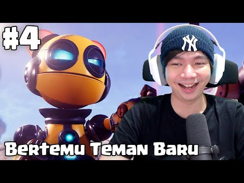 Bertemu Teman Baru – Ratchet & Clank : Rift Apart Indonesia – Part 4