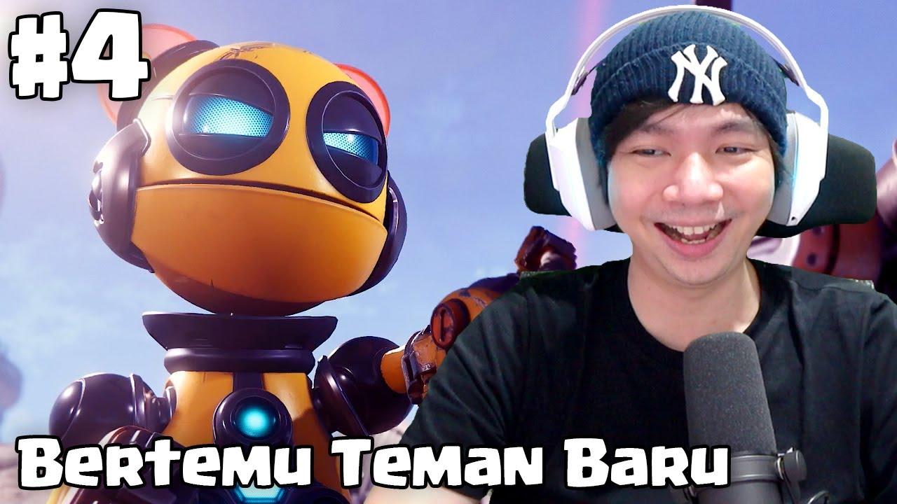 Bertemu Teman Baru - Ratchet & Clank : Rift Apart Indonesia - Part 4