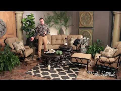 Woodard Derby Patio Furniture Overview