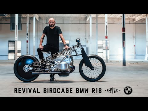 Revival Birdcage BMW R18: Build Bio