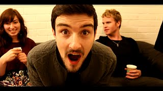 Interview & Accent Challenge: Kodaline | house in the sand