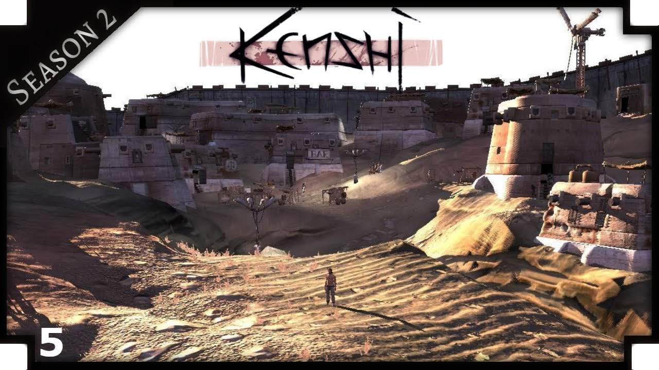 "Kenshi: Season 2 – 05 – ""The Slave Trade"" – GamePlay Video"