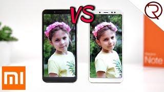Xiaomi Redmi S2/Y2 VS Xiaomi Redmi Note 5 - CAMERA COMPARISON!