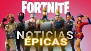 #Fortnite  | #Noticias épicas |El replicante temporada  5