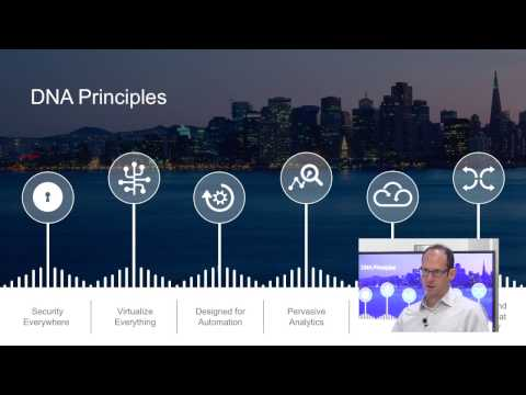 Cisco Digital Network Architecture Introduction with Liad Ofek
