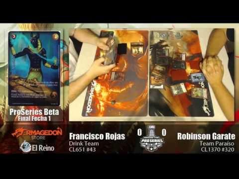 Liga Armagedon 2015: Final Fecha 1 de Mitos y Leyendas