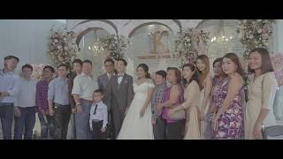 Wedding reception K Nee & Keang