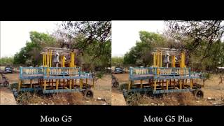 Moto G5 vs Moto G5 Plus camera comparison