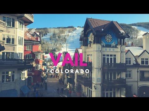 Virtual Tour of Vail Colorado -  Ski Vacation