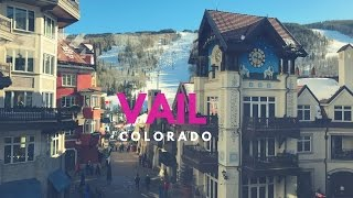 Colorado Ski Resorts - Virtual Tour of Vail Colorado -  Ski Vacation