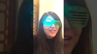 بالفيديو.. وعد البحري توجه رسالة إلى جمهورها