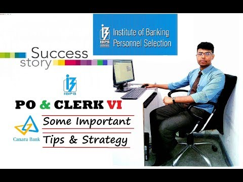 Success Story IBPS PO & Clerk :Important Tips & Strategy for Banking Preparation