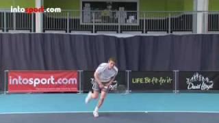 Tennis Serve - Basic Serve Technique
