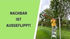 NACHBAR ist AUSGEFLIPPT    Udo & Wilke