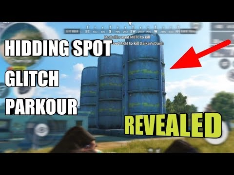 Rules Of Survival Hidding Spot, Glitch, Parkour REVEALED! EP. 1 (Road To 100 Subscribers)