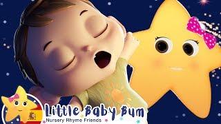 Canciones Infantiles | Estrellita, ¿Dónde Estás? | Dibujos Animados | Little Baby Bum en Español