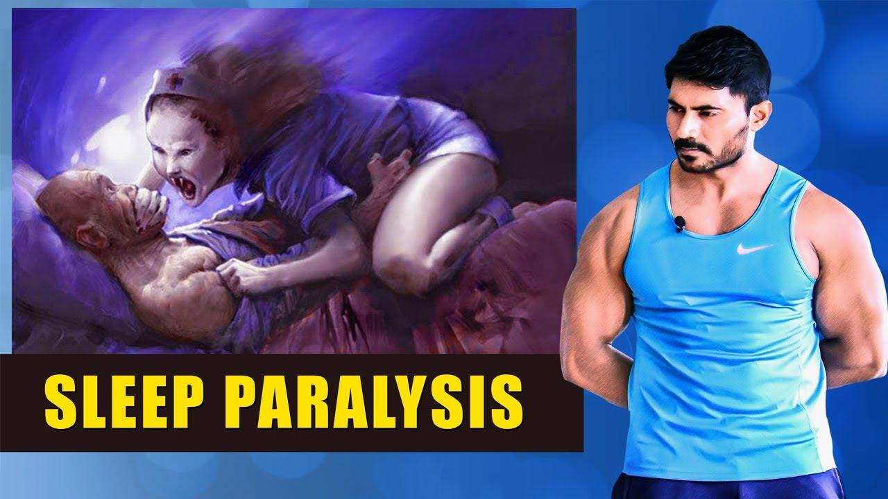 Sleep Paralysis in Telugu    Medication    Health Tips - Venkat Fitness