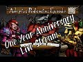 Adeptus Podcastus - A Warhammer 40,000 Podcast - Episode 27 One Year Anniversary Special