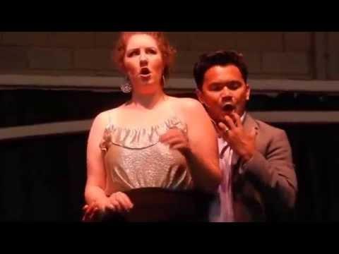 Florentine Opera at Festa Italiana July 22, 2016 -  Verdi- Rigoletto Act IV