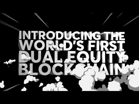Introducing the world's first dual equity blockchain