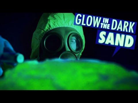 Glow in the Dark Sand