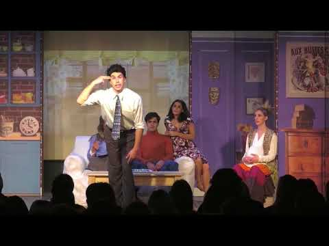 FRIENDS! The Musical Parody - Now Playing Through Labor Day 2018