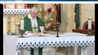 MIDDAY MASS   FRIDAY   OCT 4  2014