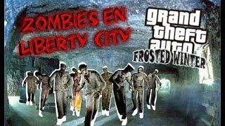 GTA: ZOMBIES EN LA MINA DE LIBERTY CITY [GTA FROSTED WINTER] GTA3 MOD