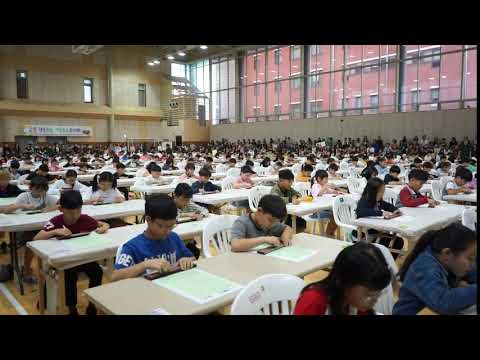 Amazing Korean Elementary Student  Abacus And Mental Arithmetic Competition