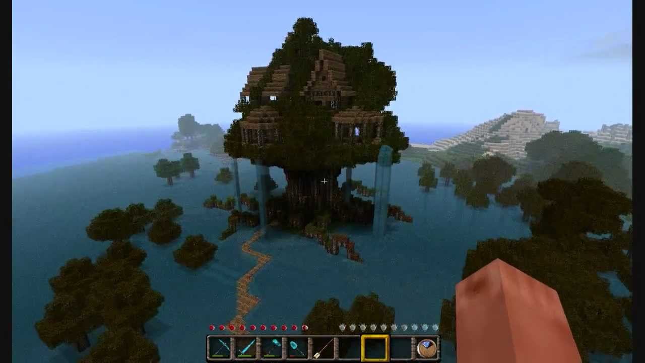 Minecraft Slenderman Real Life