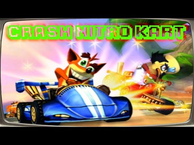 Crash Nitro Kart [fx4100 + Gtx550ti][Emulador Dolphin 5.0]