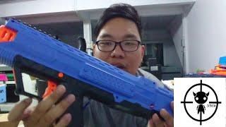 [REVIEW] รีวิวปืนเนิร์ฟ Nerf Rival Apollo  XV-700 Blaster