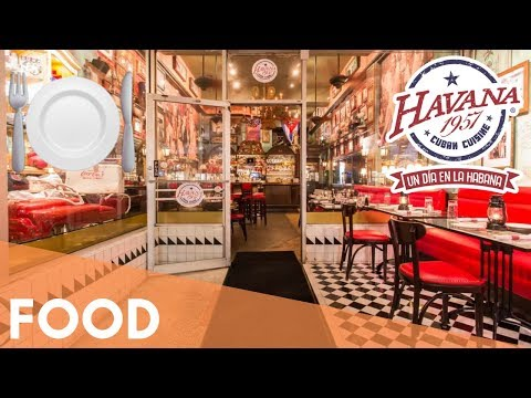HAVANA 1957 FOOD REVIEW MIAMI BEACH LINCOLN ROAD