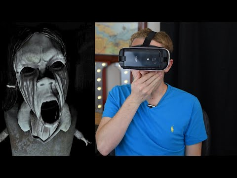 Scariest game for GEAR VR | AFFECTED - The Manor